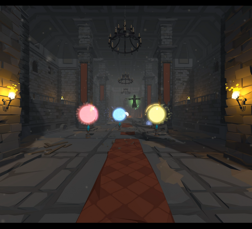 Dungeon Minigames Ring Game