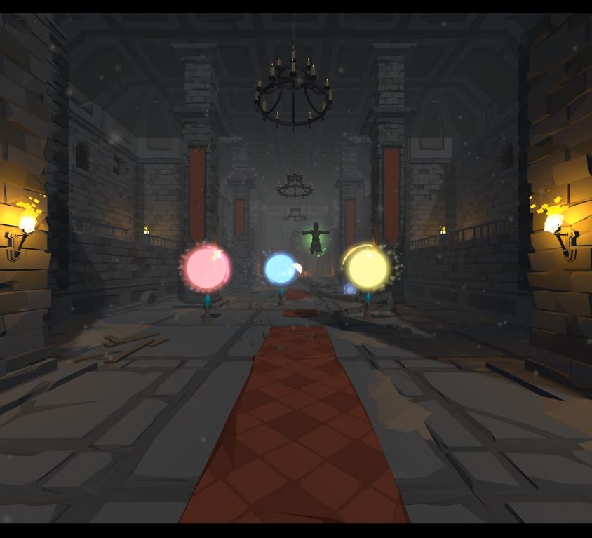 Dungeon Minigames VR